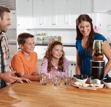Nutribullet rx n17 1001 blender for family use